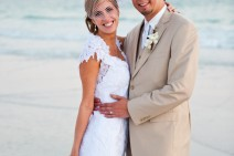 Eddie and Becky's Seagrove beach wedding 1607