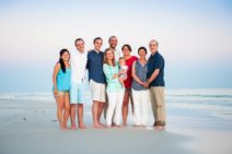 Beach Portrait Watersound Resort Florida |Two Lights Photography