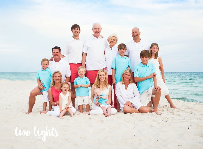 Inlet Beach 30A Photographer | Family Beach Photography | Two Lights Photography