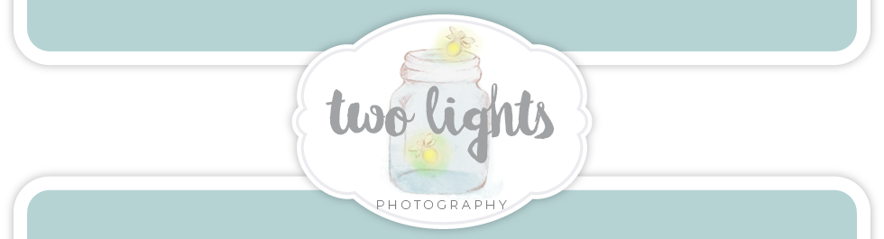 Two Lights Photography, The Destin Photographers logo